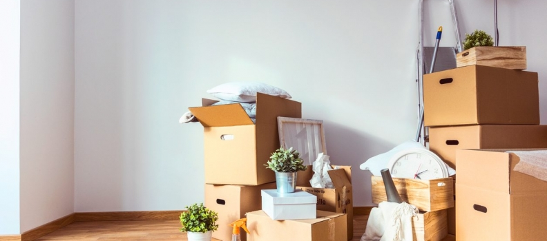 The best way to manage a move